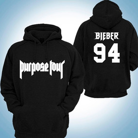 Sudadera Hoodie Justin Bieber 94 Purpose Tour