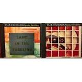 Talking Heads Popular Favorites Sand In The Vaseline 2 Cds