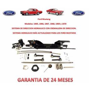 Sistema Direccion Hidraulica Cremallera Ford Mustang 65-70