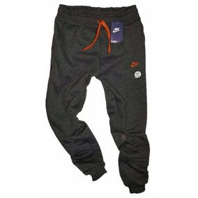 Pantalon Babucha Jogging Algodon Nike Frisado Solo Talle 1 2