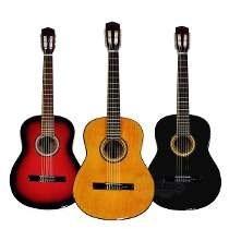 Guitarra Criolla Radaj Garantía 6 Meses+funda Regalo