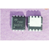 Mosfet Aon7200 - 7200 - Ao7200 - N-channel 30v 40a