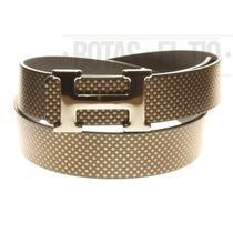Cinturon De Vestir Caballero Diseño Unico