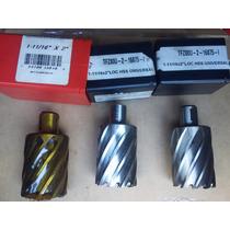 Broca Mechas Anular Unibor 1-11/16x2 Taladros Magneticos