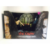 --- Culpatoys El Cuervo The Crow Box Set De Lujo Neca ---