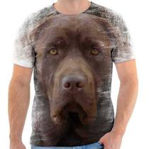 Camiseta De Labrador,cachorro,animal,estampada 1