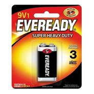 Pack 12 Batería 9v Eveready Extra Duración / Superstore