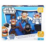 Señor Cara De Papa Star Wars 4 Pack