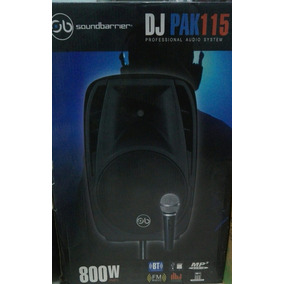 Corneta Amplificada Sb) Audio 15 800 Watts Bluetooth Usb