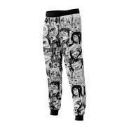 Pantalón Joggins Ahegao N1 Full Print