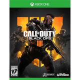 Call Of Duty : Black Ops 4 Código Xbox One