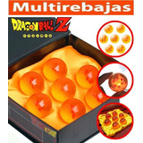Originales Esferas Coleccionables De Dragon Ball Z