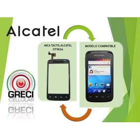 Mica Tactil Alcatel Ot983 100% Original Garantizado
