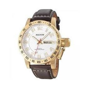 Relógio Magnum Masculino Original Frete Gratis 2 Anos Garant