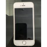Iphone 5s De 16gb, Color Blanco