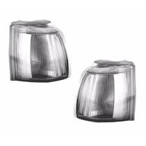 Par Lanterna Dianteira Pisca Tipo 93 94 95 96 97 Cristal