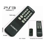 Zpsa05 Utilice Control Remoto Ps3 Ver Peliculas Computoys