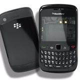 Carcaça Blackberry 8520 Curve Completa + Teclado + Botões