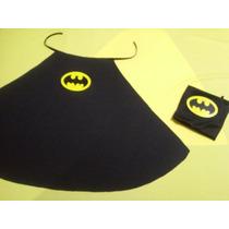 Capas De Superheroes Souvenir, Recuerdo, Regalo Batman