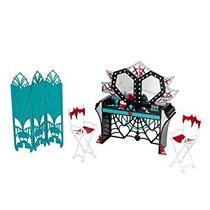 Juguete Monster High Sustos, Cámara, Acción! Cuarto De Vest
