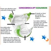 Pañales Tela Impermeable Ecológicos Lavable