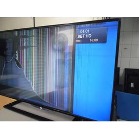 Tv Aoc Le43d1452 Tela Quebrada