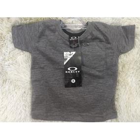 Kit Com 2 Camiseta Oakley Original - Calçados 22dc0d0daea