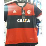 Camisa Do Flamengo 2017 Feminina Novo Uniforme Lancamento