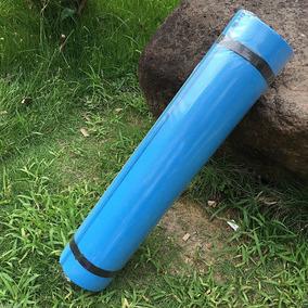 10mm Espesor Yoga Mat Ejercicio Fitness Pilates... (blue)