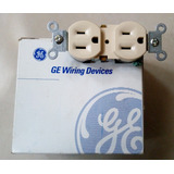 Toma Corriente Doble 15a - 125v General Electric