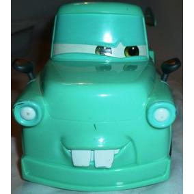 Carro A Control Remoto Cars Pixar Mate Grua Disney Usa R-$15