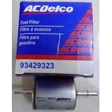 Filtro De Gasolina Jeep Cherokee 94-01 Acdelco