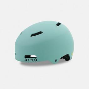 Casco Bicicleta Giro Bmx / Cross Quarter Azul Hielo
