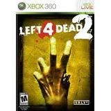 Left 4 Dead 2 Xbox 360 Nuevo Sellado Original Fisico