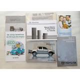 Manual Original Do Proprietario Hilux Toyota 2011 Cod 455