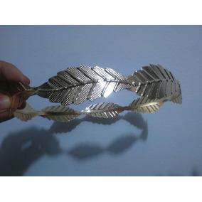 Coroa De Metal Deusa Grega Luxo