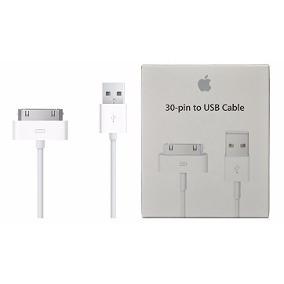 Cable Usb+cargador De Regalo/apple Iphone4 4s 2g 3g 3gs Ipod