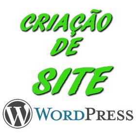 Site Wordpress Criação Desenvolvimento Seo Otimização Blog