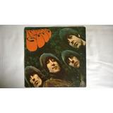 Lp - The Beatles- Rubber Soul (importado)