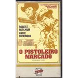 Vhs Pistoleiro Marcado, Robert Mitchum, Faroeste Legendado