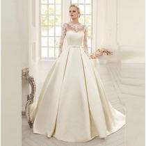 Vestido Noiva Longo Casamento Debutantes Princesa Oferta