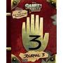 Gravity Falls Diario 3 , Entrega Inmediata