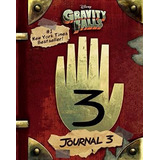 Gravity Falls Diario 3 Journal 3 Entrega Inmediata