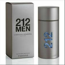 Perfume 212 Men Carolina Herrera Caballeros