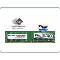 Memoria Ram Kingston Ddr2 2gb 800/667/533 Mhz Pc2-6400