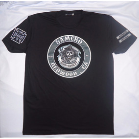 Camisa Camiseta Blusa Customizada Samcro California Soa