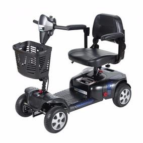 Silla Ruedas Electrica Scooter 4 Ruedas Electrico Plegable