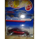Hot Wheels Dodge Charger Rt En Blister