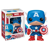 Funko Pop Captain America #06
