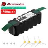 Bateria Roomba Irobot Lithium 4500mah S 500 600 700 800 900